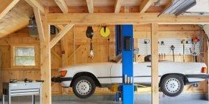 Barn Garages