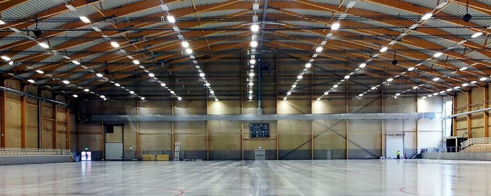 Metal Sports Arenas