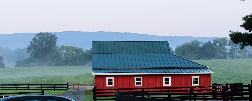 Steel Farm Buildings
