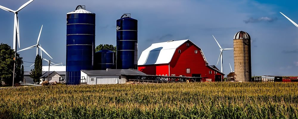 Agricultural Buildings for Sale