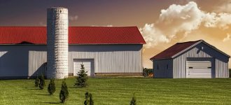 A Look Into Agricultural Steel Buildings