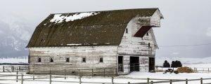 Wood Farm Building