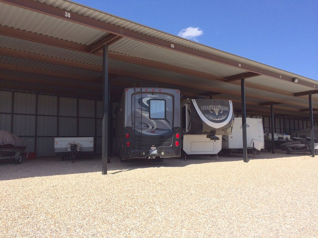 The Benefits Of RV Storage Buildings