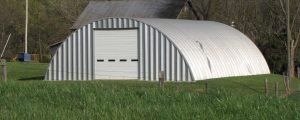 Metal Arched Buildings