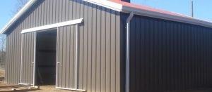Prefab Metal Building Kits