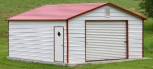 Metal Storage Building Kits