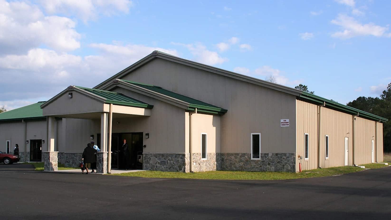Steel Church Buildings