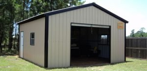 Steel Garage Kits